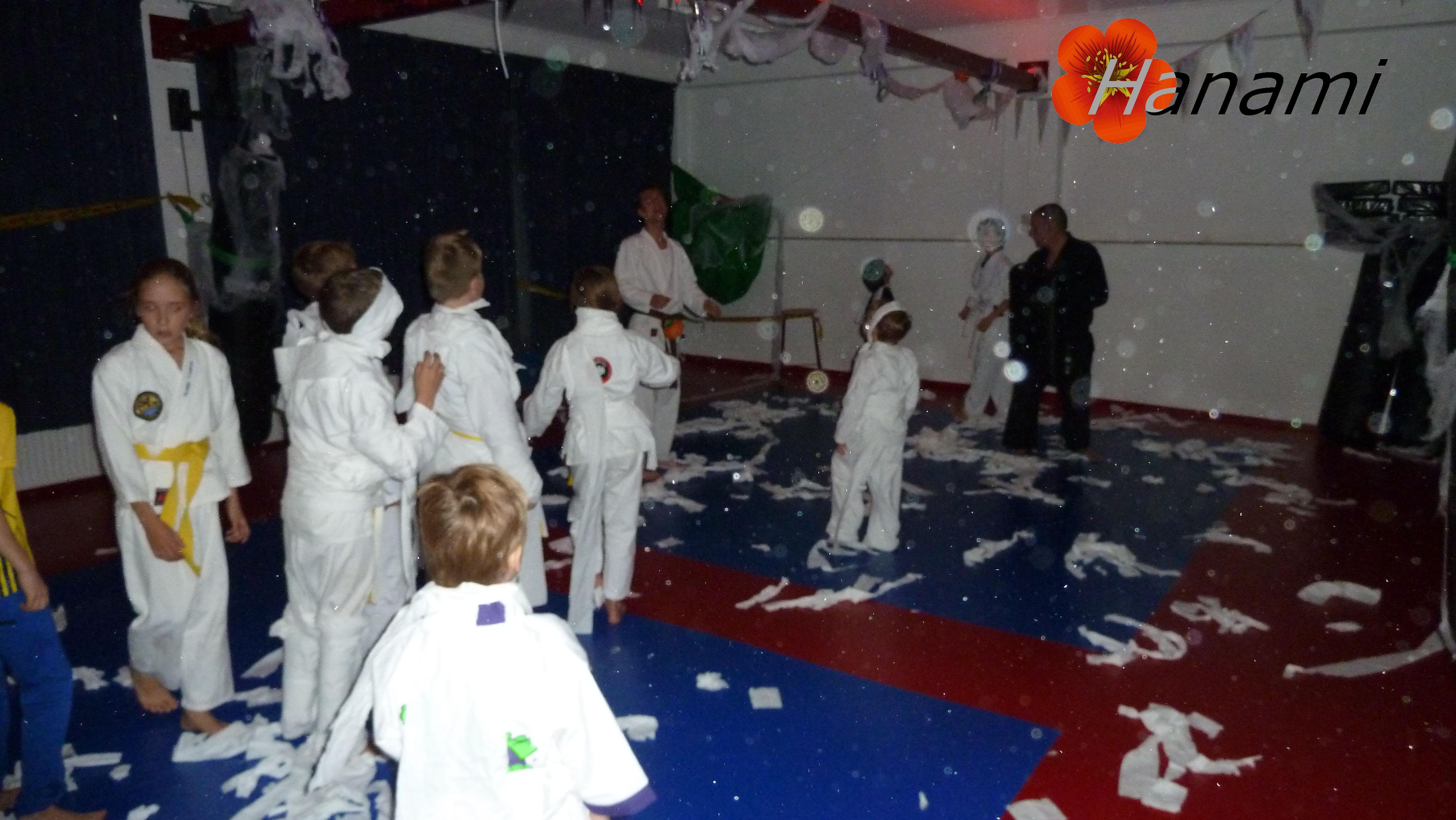 Halloween Jeugd-Karate | Hanami